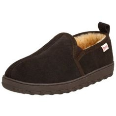 6afddf66f8e Tamarac by Slippers International Men s Cody Sheepskin Slipper (Rootbeer  Color) Size 11. Mens