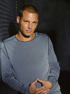 justin chambers modeling - Google Search