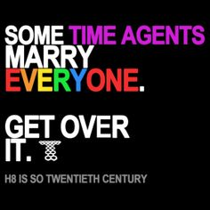 Doctor Who/Torchwood FCKH8