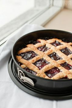 italian jam tart italian crostata italian faves italian pastry jam ...