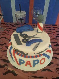 Barber cake