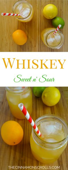 A fun, sweet n' sour citrus cocktail to help you ease into the busy months ahead. Put your feet up, mix yourself this drink, and bask in the last few days of summer... | thecinnamonscrolls.com @cinnamonscribe