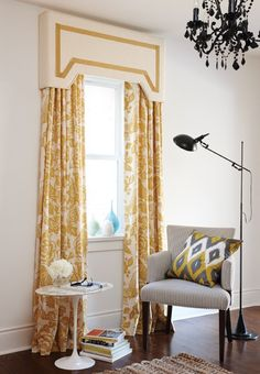 Window Valance modern interior design ideas, Interior Design Ideas Art The Fish House, located in Singapore, was designed by Guz Architects . Window Cornices, Window Coverings, Window Blinds, Room Window, Drapes And Blinds, Drapes Curtains, Drapery Panels, Home Interior, Interior Design