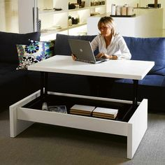 Whether you're making it work in a small space or live a life on the go, furniture is adapting into more intuitive, more flexible forms than your ancient futon could ever dream of.