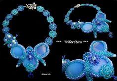 """Triferótita"" necklace by mnaaauu"