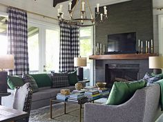 17 Inspiring  Living Room Before-and-Afters