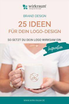 Business Branding, Logo Branding, Logo Design Tipps, Web Design, Business Coach, Business Tips, Online Business, Personal Branding, Beste Logos