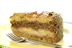"Fit Recipes ""diet should be good taste"": Torta de banana integral PÓS-TREINO."