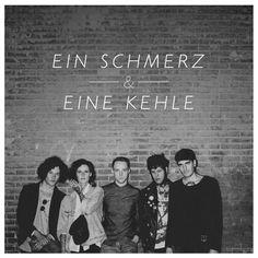single cover art: jennifer rostock - ein schmerz & eine kehle [09/2013]
