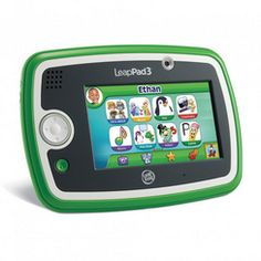 LeapFrog 31565 LeapPad Platinum Kids Learning Tablet Green for sale online Electronics Projects, 4 Year Old Girl, Tablet Reviews, Kids Tablet, Children's Tablet, Back Camera, School Readiness, Multi Touch, Jouer