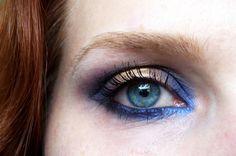 Nachgeschminkt August 2014 - Blue Gold AMU