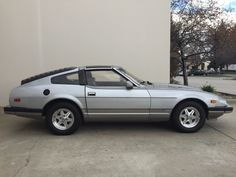 Bid for the chance to own a 1983 Datsun at auction with Bring a Trailer, the home of the best vintage and classic cars online. Nissan Z Cars, Jdm Cars, Japanese American, Japanese Cars, Slugs In Garden, Datsun 240z, Classic Cars Online, Rally Car, Dream Garage