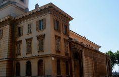 Fisheye-le-Ficanas: Eglise du port - Nice