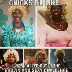 #grown #sexy #challenge #facebook #humor #ratchet