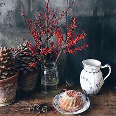 """3,664 Likes, 14 Comments - Royal Copenhagen (@royalcopenhagen) on Instagram: """"It's almost Christmas! @birgittetheresa #RoyalCopenhagen #BlueFlutedPlain #BlueFlutedFullLace"""""""