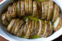 Herbed Potatoes.