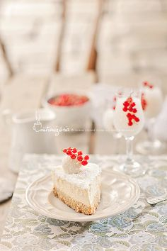 Coconut paradise: Coconut cheesecake another way