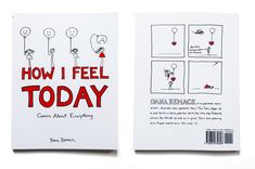 BOOK PREVIEW: How I Feel Today: Comics About Everything — Dana Zemack