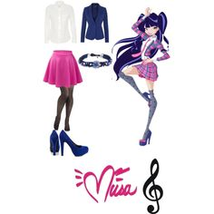 Winx Club: Musa Season 6 School Girl