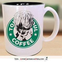 Tokyo ghoul coffee cup something everone needs