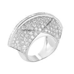 Boucheron Splendeur de Russie Ring (Splendeur de Russie), Rêves d'Ailleurs collection