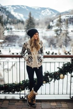 Beaver Creek   Palms to Pines   Westin Riverfront  Sorels, Chaser Brand, Northface, Cozy Sweater