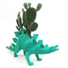 Glenn the Stegosaurus, $33, now featured on Fab.