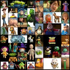 Disney, Toy Story 1 2 3, Toons, Pixar, Characters, Small Fry, Toy Story That Time Forgot, Partysaurus Rex, Toy Story of Terror, Buzz Lightyear, Woody, Hamm, Bo Peep, Rex, Slinky Dog, Mr. Potato Head, Sarge, Rocky Gibraltar, Janie, Sally, Aliens, Hannah, Mrs. Phillips, Sid, Jessie, Bullseye, Stinky Pete, Emperor Zurg, Mrs. Potato Head, Wheezy, Tour Guide Barbie, Andy, Ms. Davis, Molly, Dolly, Trixie, Peaty, Peatrice, Peanelope, Buttercup, Chuckles the Clown, Barbie, Mr. Pricklepants, Ken…