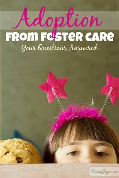Tricia Goyer shared her foster care adoption story last week and was thrilled with your questions, so she consulted the expects to answer you!