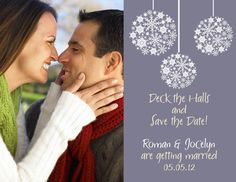 Holiday save the date...