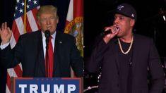"""#ACTUALIDAD De Trump para Jay-Z: """"Gracias a mis políticas el desempleo entre negros está en mínimos históricos"""": Follow @DonfelixSPM…"""