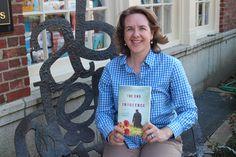 Allegra Jordan, author of End of Innocence