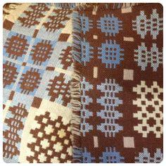 Vintage Welsh Blanket Welsh Blanket, Wool Blanket, Weaving Patterns, Textile Patterns, Reflective Journal, Celtic Designs, Stuffed Animal Patterns, Dobby, Homeland