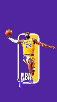 The Next NBA logo? NBA Logoman Series on Behance - Interesting & Creative Graphic Design Ideas - Basketball Lebron James Lakers, King Lebron James, King James, Nba Basketball, Basketball Posters, Lebron James Wallpapers, Nba Wallpapers, Best Nba Players, Nba Pictures