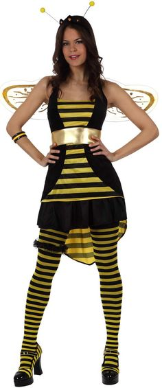 Teen bumble bee costume — 15