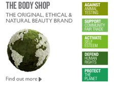 The Body Shop Australia | Skin care, Make up, Hair Care, Lotions, Community Trade | The Body Shop