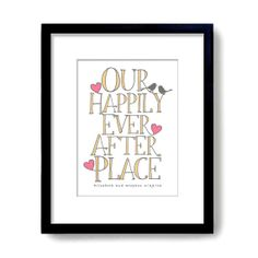 Unique Wedding Gift Art Print for Couples Under 25 Housewarming gift