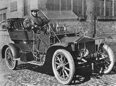 1905 Rolls Royce 15hp