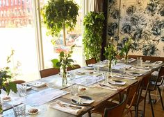 Best Private Dining Rooms in NYC | Pure Wow