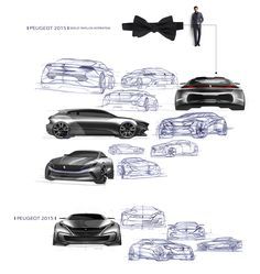 Peugeot on Behance