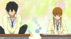 This would be my sister and I... I'm in Shizuku's position