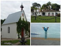 Praia de Ipanema em Porto Alegre - Casa da Presidente Dilma - Brasil