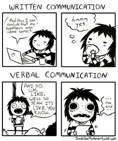 There is so much going on in every woman's life. There are sad, funny, and sometimes absurd things. Sarah Andersen was able to show a woman's life in her comic series. Funny Shit, The Funny, Hilarious, Funny Stuff, Awkward Funny, Funny Things, Random Stuff, Sarah's Scribbles, Doodle On Photo