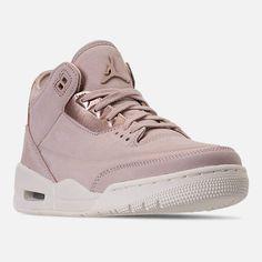 Nike Women's Air Jordan Retro 3 SE Casual Shoes Source by jordan Nike Air Jordans, Air Jordans Women, Womens Jordans, Shoes Jordans, Kd Shoes, Dance Shoes, Jordan Outfits Womens, Jordan Shoes For Women, Nike Air Jordan Retro