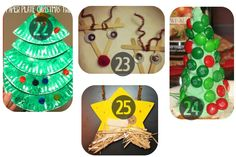 My Final Four More Fun Preschool Christmas Crafts