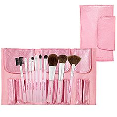 SEPHORA COLLECTION - 'Perfect Pink' Brush Set  #sephora