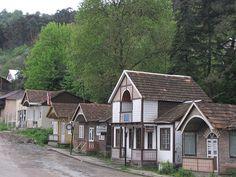 Traditional Houses in Dilijan,Armenia