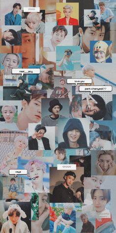 Foto Chanyeol Exo, Baekhyun, Chanyeol Cute, Kpop Exo, Exo 12, Ideal Boyfriend, Cute Cat Wallpaper, Exo Album, Exo Fan Art