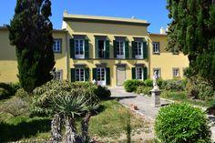 Villa Mulini, Napoleon Bonaparte Residence in Old Town Portoferraio Elba, Italy