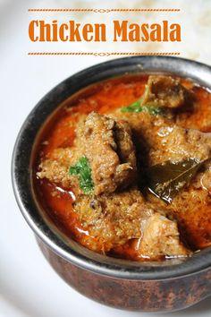 Chicken Curry In A Hurry (Bhuna Masala Murgh) Recipe — Dishmaps